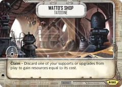 Watto's Shop - Tatooine