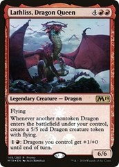 Lathliss, Dragon Queen - Foil