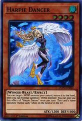 Harpie Dancer - DUPO-EN044 - Ultra Rare - 1st Edition