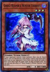 Ghost Reaper & Winter Cherries - DUPO-EN076 - Ultra Rare - 1st Edition