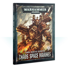 Codex: Chaos Space Marines 2 (French)