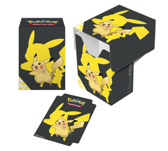Ultra Pro - Pikachu 2019 Deck Boxes w/ Dividers