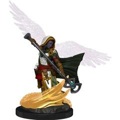 D&D Premium Aasimar Female Wizard