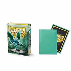 Dragon Shield Classic: Mint - 60ct