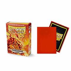 Dragon Shield Classic: Tangerine - 60ct