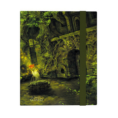Ultimate Guard - 18-Pocket Flexxfolio Xenoskin - Lands Editions II Forest