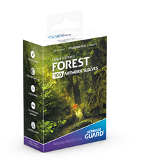 Ultimate Guard Sleeves - Forest (100ct)
