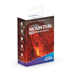 Ultimate Guard Sleeves - Mountain (100ct)