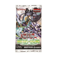 Battles of Legend: Hero's Revenge Booster Case