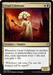 Cruel Celebrant - Foil