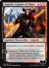 Angrath, Captain of Chaos - Foil