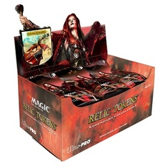 Ultra Pro Magic The Gathering Relic Tokens Legendary Collection Box (36 Packs)