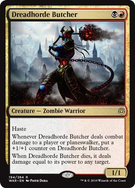 Dreadhorde Butcher - Foil