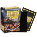 Dragon Shield Sleeves: Matte Non-Glare Black (Box Of 100)