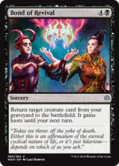 Bond of Revival - Foil