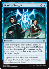 Bond of Insight - Foil