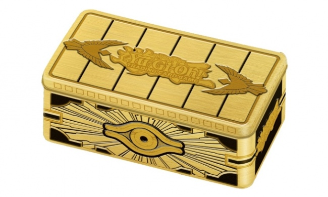 2019 Mega Tin Gold Sarcophagus (Unlimited)