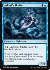 Ashiok's Skulker - Foil on Channel Fireball