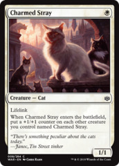 Charmed Stray - Foil
