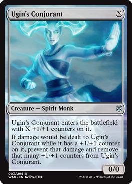 Ugins Conjurant - Foil