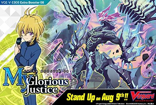 V Extra Booster 08: My Glorious Justice Booster Pack