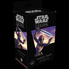 (37) Star Wars: Legion - Sabine Wren Operative Expansion