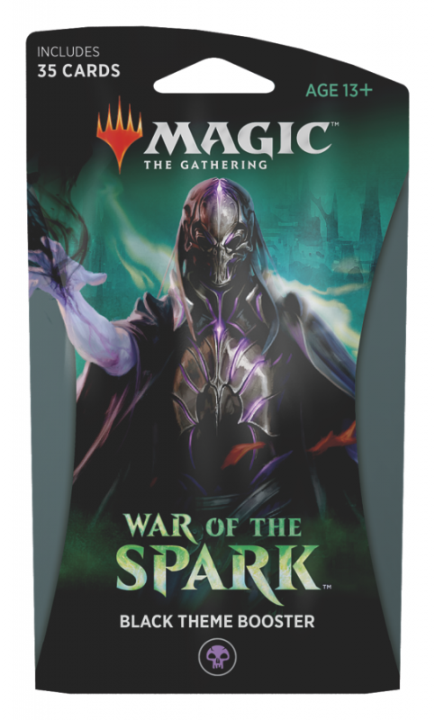 War of the Spark - Black Theme Booster Pack