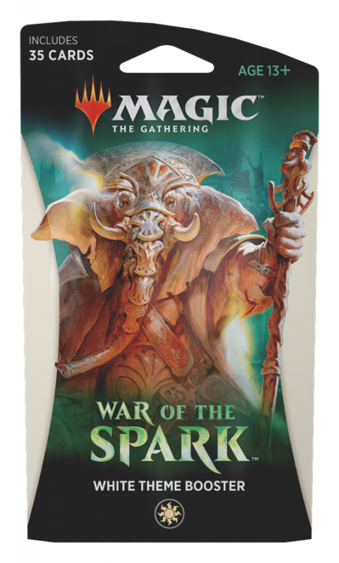 War of the Spark - White Theme Booster Pack