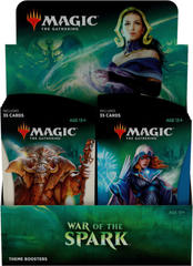 War of the Spark - Theme Booster Display Box