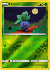Oddish - 6/214 - Common - Reverse Holo