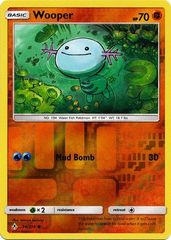 Wooper - 96/214 - Common - Reverse Holo