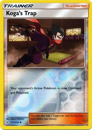 Pokemon BELLSPROUT 13//214 Unbroken Bonds Rev Holo MINT