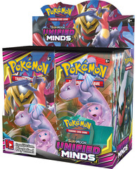 Sun & Moon - Unified Minds Booster Box (Ships Aug 2)
