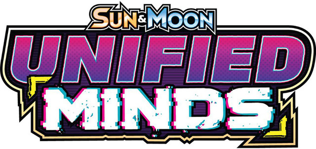 Sun & Moon: Unified Minds Booster Display