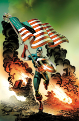 Captain America Invaders Bahamas Triangle #1 (STL123090)