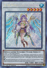 Ib the World Chalice Justiciar - DANE-EN035 - Secret Rare - 1st Edition