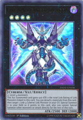 Firewall eXceed Dragon - DANE-EN036 - Ultra Rare - 1st Edition