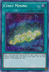 Cynet Mining - DANE-EN051 - Secret Rare - 1st Edition