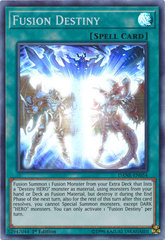 Fusion Destiny - DANE-EN054 - Super Rare - 1st Edition