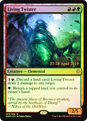 Living Twister - Foil - Prerelease Promo