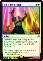 Ignite the Beacon (WAR Prerelease Foil)