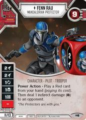 Fenn Rau - Mandalorian Protector