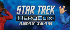 Star Trek HeroClix Away Team: The Next Generation Booster