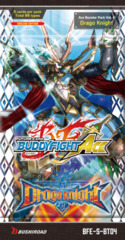 S Booster Set 4 - Drago Knight Booster Pack