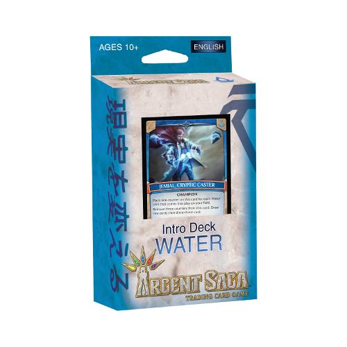 Argent Saga TCG: Water Intro Deck