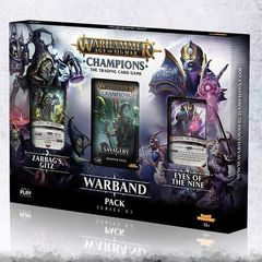 Warhammer Age of Sigmar: Champions Warband Collector Pack 2