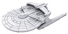 Star Trek: Deep Cuts Unpainted Ships - Miranda Class