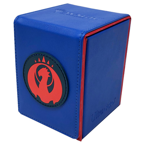 Ultra Pro - Guilds of Ravnica Alcove Deck Box: Izzet
