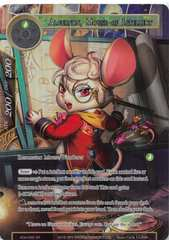 Algernon, Mouse of Intellect - AOA-062 - SR - Full Art