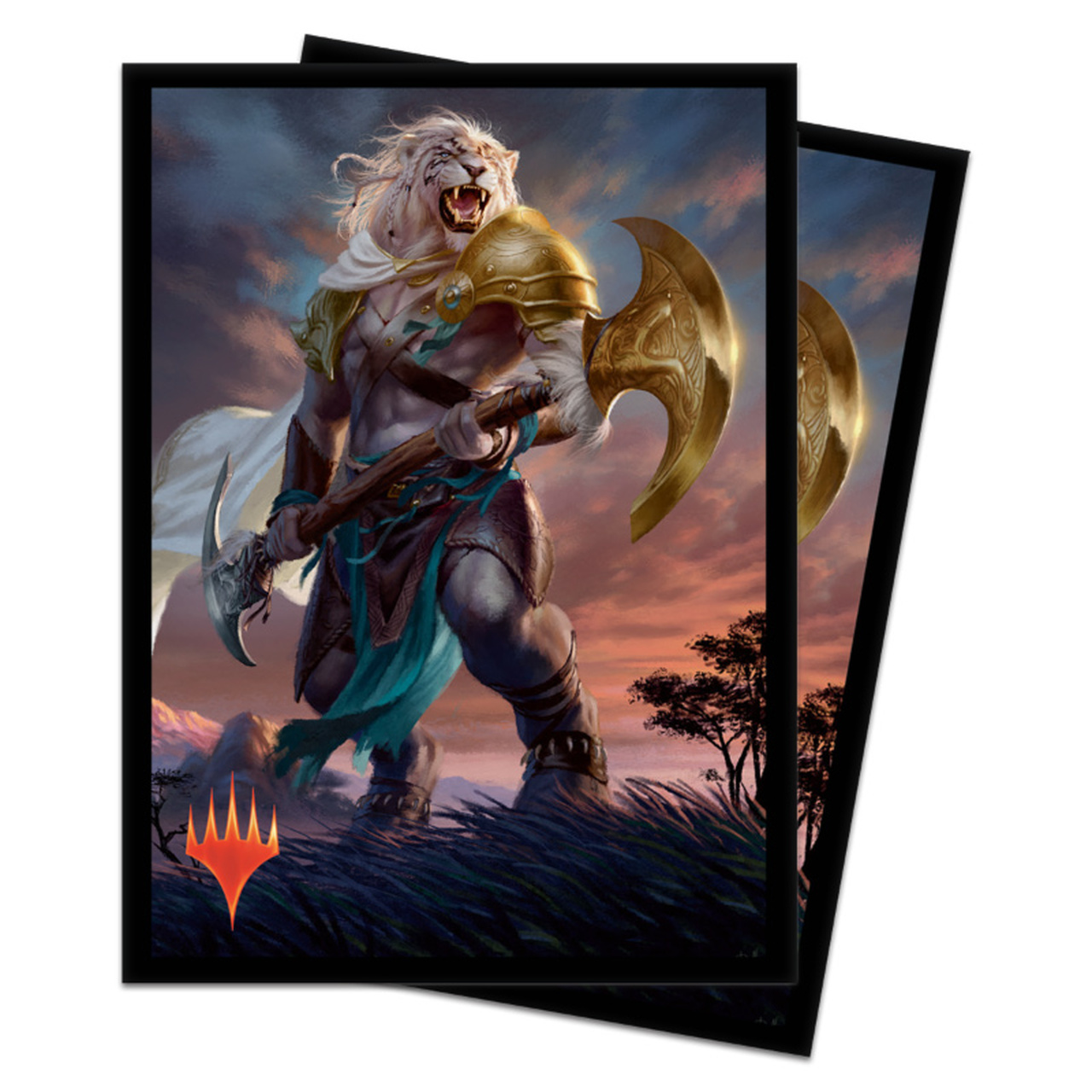 Ultra Pro - MTG Core Set 2020 - Ajani Strength of the Pride Sleeves